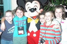 Mickey Mouse at Faith in 3D