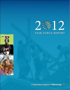 2012 Task Force Report cover