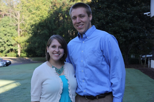 Carson and Laura Foushee (2)