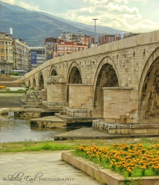 Bridge in Skopje
