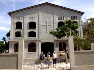 1- New Church