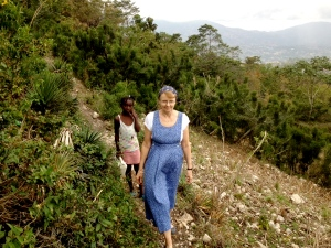 3-Hiking to Magandu