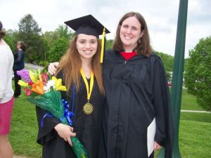 Corrine graduation-mcleskey