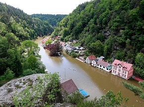 CBF and Czech Baptists offer hope to families displaced by floods in CentralEurope