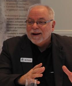 Bo Prosser, CBF Coordinator of Organizational Relationships