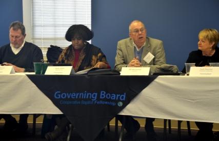Governing Board - Photo 1 (January 2014)