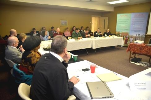 Governing Board - Photo 2 (January 2014)