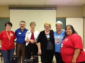 Diann Whisnand serves immigrants in Rio Grande Valley with literacy ministry