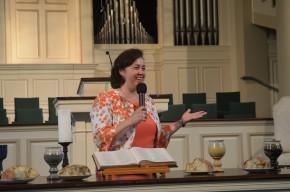 Baptist Women in Ministry celebrates 50th anniversary of Addie Davis'ordination