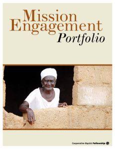 Mission Engagement Portfolio cover