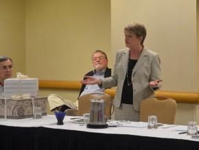 CBF Governing Board meets at GeneralAssembly