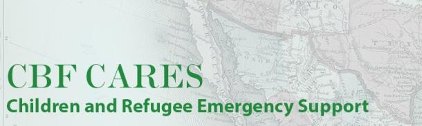 CBF Cares Banner
