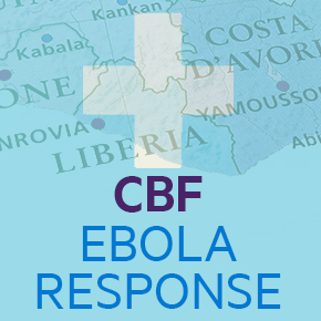 CBF encourages financial support for its Ebola crisis response