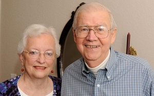 JoAnn and John David Haper, photo courtesy of Baptist Standard.