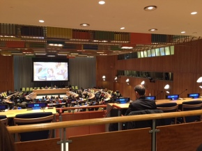 CBF Northeast Coordinator reflects on attending UN Women'sConference