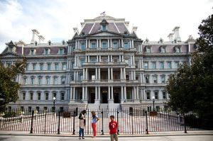 Eisenhower Executive Office Building, Washington, D.C.