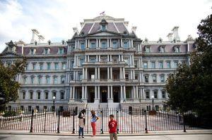Eisenhower Executive Office Building, Washington, D.C.