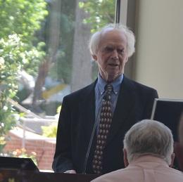 Baptist scholar leads celebration of his friend ThomasMerton