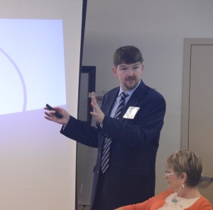CBF Coordinator of Global Missions, Steven Porter