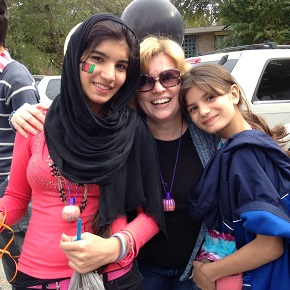 "CBF field personnel, CBF North Carolina partner to provide ""welcome""  to Syrian refugee families"