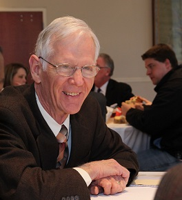 Former CBF chaplaincy leader George Pickle passes away at77