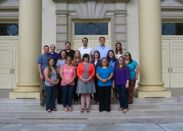 2016-18 CBF Fellows (cohort)