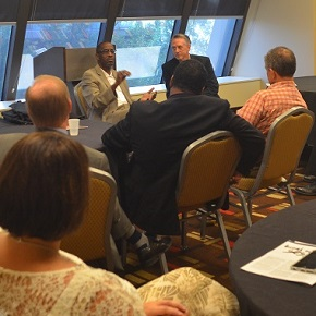 New Baptist Covenant rallies support for racial justice during 'HolyConversations'