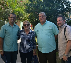 CBF and Cuban church explore partnership of mutual learning