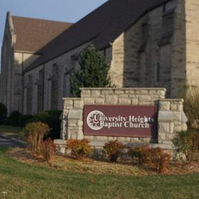University Hope: CBF Foundation to honor Missouri church forgenerosity