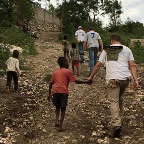 CBF field personnel and volunteers serve Haitians in aftermath of HurricaneMatthew