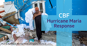 CBF Disaster Response establishes operations base in Puerto Rico