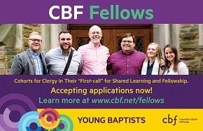 CBF invites applicants for fourth cohort of Fellows program for newclergy