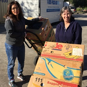 Blessings rebound as Latina Leadership Institute volunteers serve in Harvey's wake