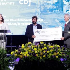 CBF and BGCT announce partnership  to help rebuild rural Texaschurches