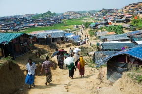 CBF partners with Australian Baptists, global relief organizations to support humanitarian efforts to Rohingya refugees