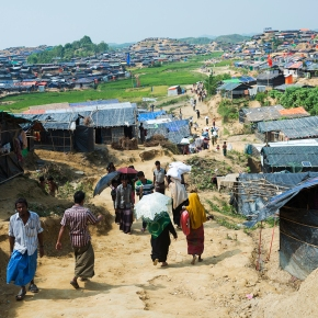 CBF partners with Australian Baptists, global relief organizations to support humanitarian efforts to Rohingyarefugees