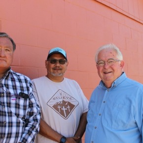 Reversing a storyline: Oklahoma partnership redefines racerelationships