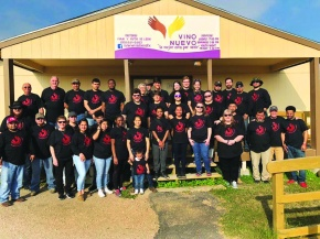 Kaleidoscope of CBF church starts blossom across Southwest