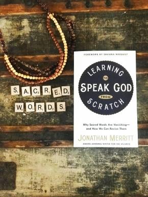 CBF Podcast conversation w/ Jonathan Merritt on new book, Learning to Speak God fromScratch