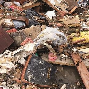 Hurricane Harvey: Blown intoAction