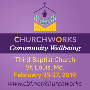 Register today for ChurchWorks2019