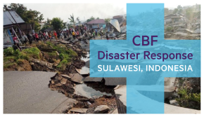 CBF's Ruble deployed to Indonesia for tsunami response
