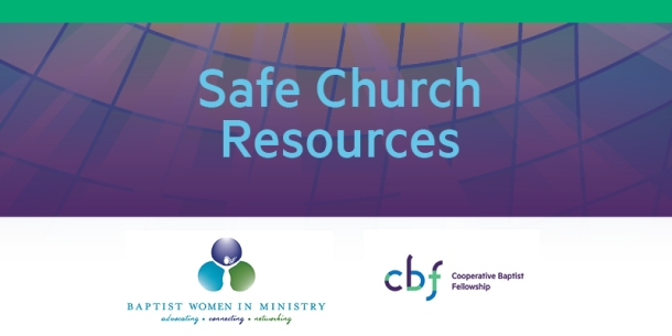 Safe Church - Banner Image
