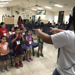 Spring break mission projects reflect love of Jesus