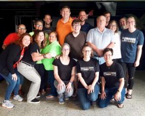 Pivot Puerto Rico team and leadership