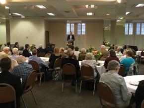New Executive Coordinator Baxley visits Texas first week on thejob