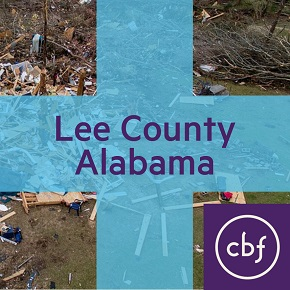 CBF, Alabama CBF respond to devastating tornadoes