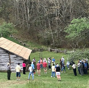 Baptists, Amish and the Holy Spirit in Appalachia
