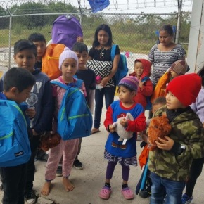 Fellowship Southwest distributes more than $10,000 for immigrantrelief