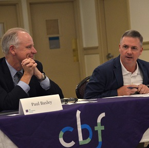 CBF Governing Board hears reports, focuses on collaboration at fall meeting